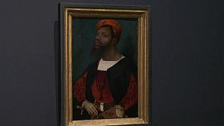 European museum features early African arrival in memorable portraits