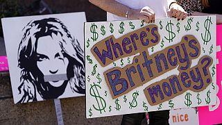 O movimento #FreeBritney tem ativistas em todo o mundo