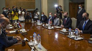 L'Égypte prend position dans l'organisation des élections en Libye