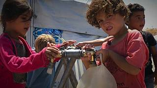 Les enfants retenus dans des camps des forces kurdes en Syrie