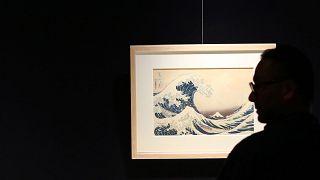 A nagy hullám Kanagavánál – Kacusika Hokuszai