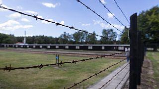 Camp de concentration de Stutthof, transformé en musée, juillet 2021