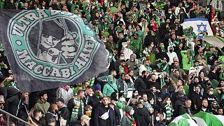 Antisemitismus im Fußballstadion: Fans von Maccabi Haifa fordern Vorgehen, viel Solidarität im Netz.