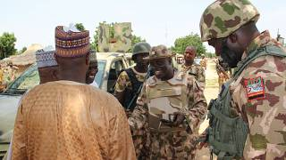 Nigerian Army denies killing 20 fishermen