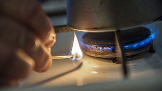 Történelmi csúcsokat döntögetnek az európai gázárak