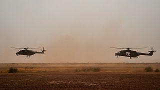 En tension avec la France, le Mali reçoit quatre hélicoptères russes