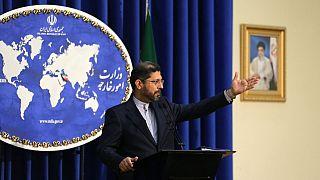 المتحدث باسم وزارة الخارجية الإيرانية سعيد خطيب زاده - 2021