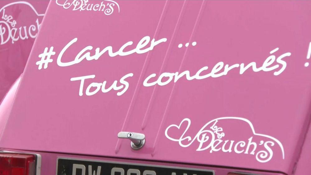 Periksa payudara Anda untuk Bulan Peduli Kanker Payudara