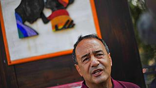 Domenico Lucano, ex-maire de Riace en Calabre (sud), réagit après sa condamnation - 01/10/2021