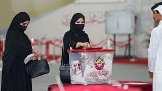 القطريون ينخبون برلمانا جديدا (مجلس الشورى). 02/10/2021