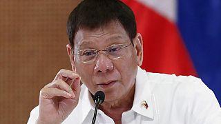 Rordigo Duterte, a Fülöp-szigetek jelenlegi elnöke