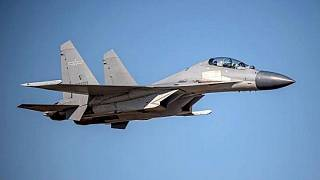 Taiwan condemns Chinese incursion of fighter jets into defence zone