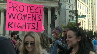 Más de 600 marchas en Estados Unidos en defensa del derecho al aborto