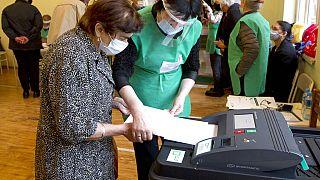 helyhatósági választások Grúziában