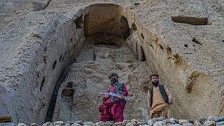 20 Jahre nach Zerstörung der Riesen-Buddhas: Taliban zurück in Bamiyan