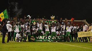 Casa Sports overcome Diambars to be crowned Senegal Cup champions