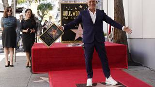 Alejandro Sanz já é pisado no Passeio da Fama de Hollywood
