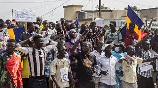 Tchad : dispersion d'une manifestation contre la junte au pouvoir