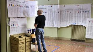 Millions go to polls in Italian local elections with key battles in major cities