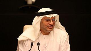 أنور قرقاش مستشار رئيس الإمارات للشؤون الخارجية