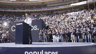 Χαιρετισμός του Κυριάκου Μητσοτάκη στο συνέδριο του Λαϊκού Κόμματος της Ισπανίας