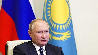 Vlagyimir Putyin egy fórumon