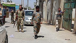Talibãs destroem célula do DAESH em Cabul