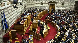 Η Βουλή των Ελλήνων - φώτο αρχείου