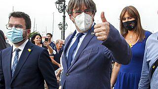 La Justicia italiana suspende el procedimiento de extradición de Puigdemont a España