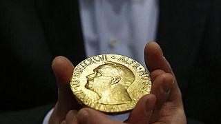 Medaille von 1936 für den Friedensnobelpreis, 27.03.2014
