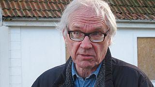 Lars Vilks egy 2015-ös képen