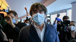 Carles Puigdemont continues to fight against Spain's efforts to extradite him