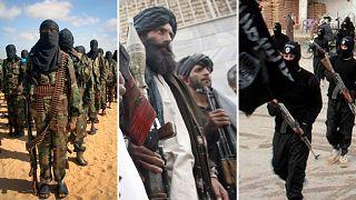 Al-Kaida, Talibán, ISIS - látszólag hasonló, de belülről más és más