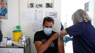 Εμβολιασμοί στην Ηρακλειά (αρχείο)