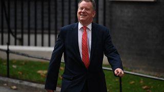 ديفيد فروست الوزير البريطاني المكلف بملف خروج  بريطانيا من الاتحاد الأوروبي