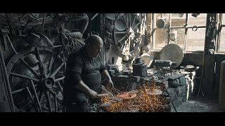 Lahij o el pueblo de Azerbaiyán famoso por los artesanos que trabajan el cobre