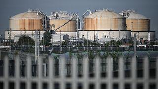 Lagertanks für Flüssigerdgas (LNG)