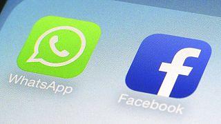 Bei Whatsapp und Facebook geht nichts mehr