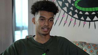 Basket-ball : Victor Wembanyama, le franco-congolais qui vise la NBA