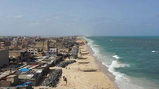 Sénégal : la montée des eaux menace la ville de Saint-Louis