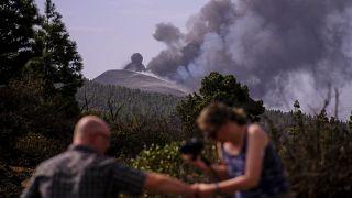 Kubáig ér a spanyol vulkáni hamu