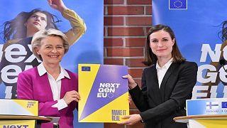 """المفوضية الأوروبية تدعم """"خطة فنلندا للتعافي والصمود"""" بصرف  2.1 مليار يور"""