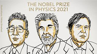 The winners of the 2021 Nobel Prize in Physics