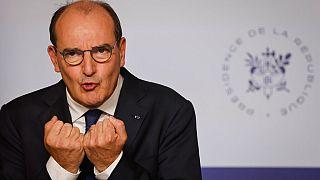 El primer ministro francés Jean Castex en una foto del 8/9/2021