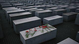 Antiszemita falfirkák Auschwitzban