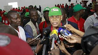 Angola's opposition parties form coalition