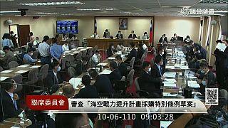 Taiwan teme uma invasão da China até 2025
