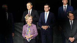 Ο Πρόεδρος της Κύπρου μεταξύ των Ευρωπαίων ηγετών στη σύνοδο κορυφής στη Σλοβενία