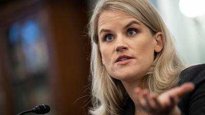 Frances Haugen testified before a US Senate committee on Tuesday