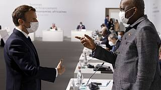 Africans await reset of relations with France